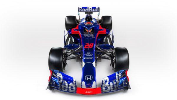 Scuderia Toro Rosso STR13 - F1 2018 - front-face
