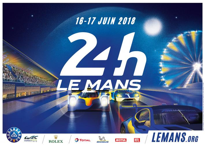 LeMans24 - 2018 - cover